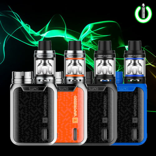 vaporesso swag kit, vaporesso swag review, nrg se tank,