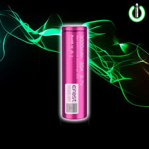 baterias 20700, efest 18650, efest 20700 mooch,