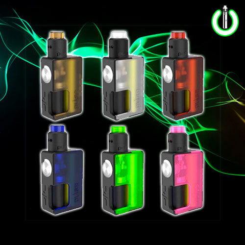 pulse vandy vape kit, wismec, bf electronico,