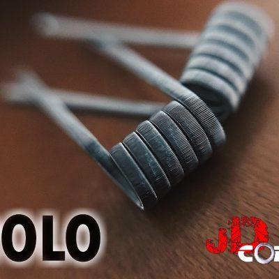 jd coils, rolo, resistencias artesanales,