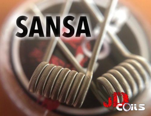 Jd coils, Sansa, resistencias artesanales,