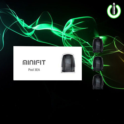 minifit, justfog minifit pod, justfog minifit pod kit,