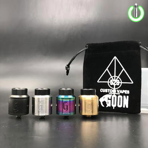goon rda, goon lp, trinity glass,