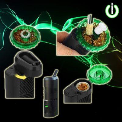 vaporizador de hierbas alternate vivant, atomizador hierbas secas, vaporizadores de hierbas secas,