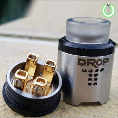 digiflavor drop rda, dead rabbit rda, dead rabbit,