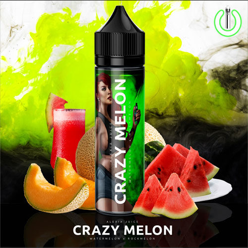 Alexia juice, Crazy melon, Alexia juice Crazy melon,